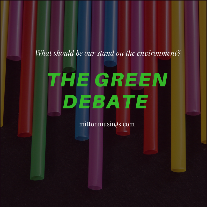 The green debate