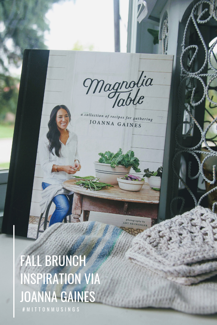 magnolia table's cookbook